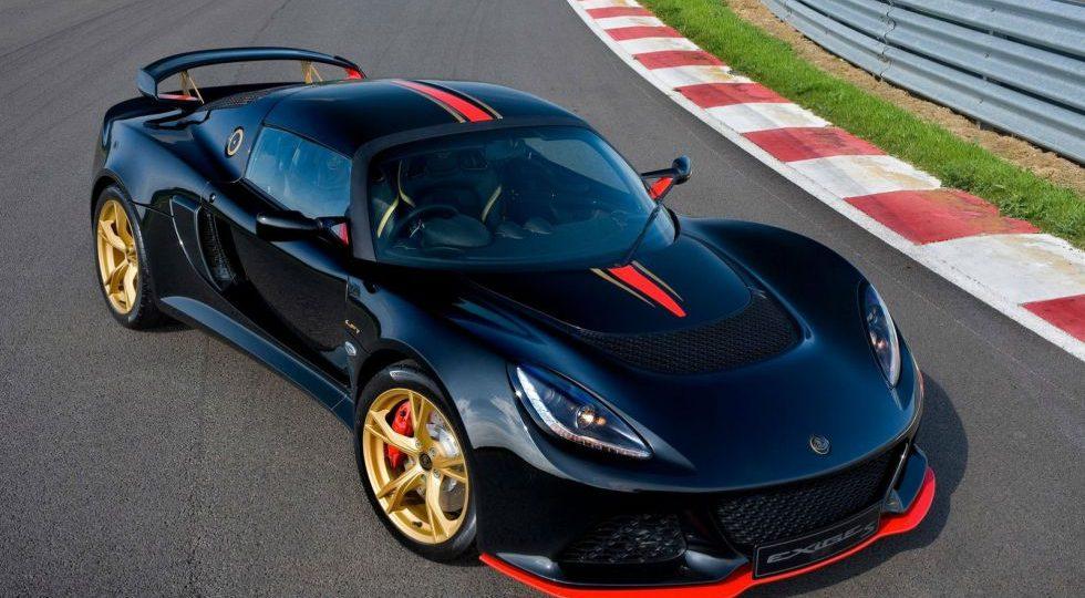 Lotus Exige LF1, directo de los grandes premios de F-1