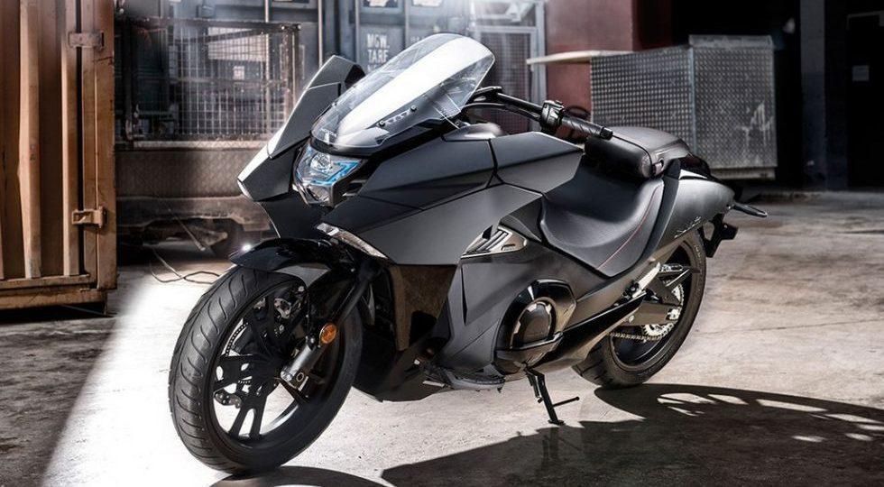 El scooter más futurista