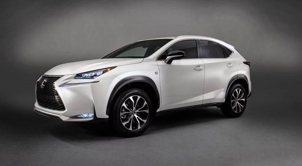 Detalles de la gama y precios del Lexus NX en España