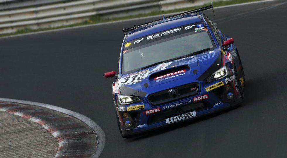 Subaru participará en las 24 horas de Nürburgring