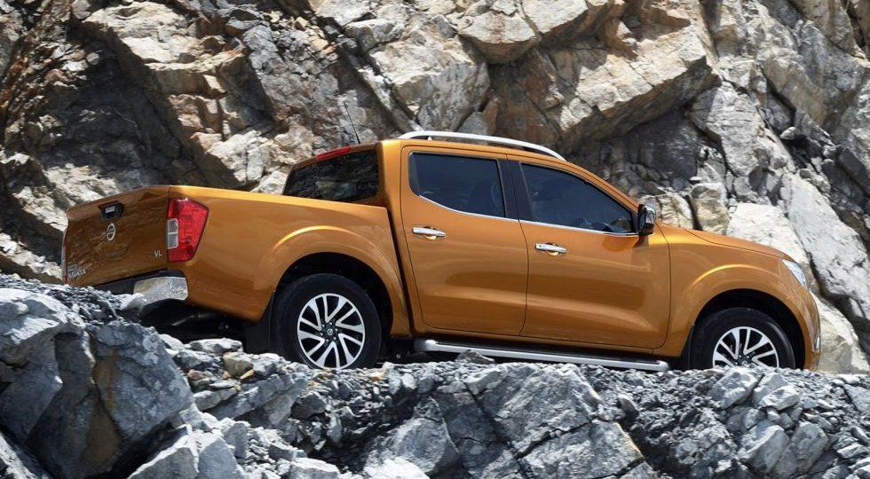 Revelado el Nissan Navara 2015