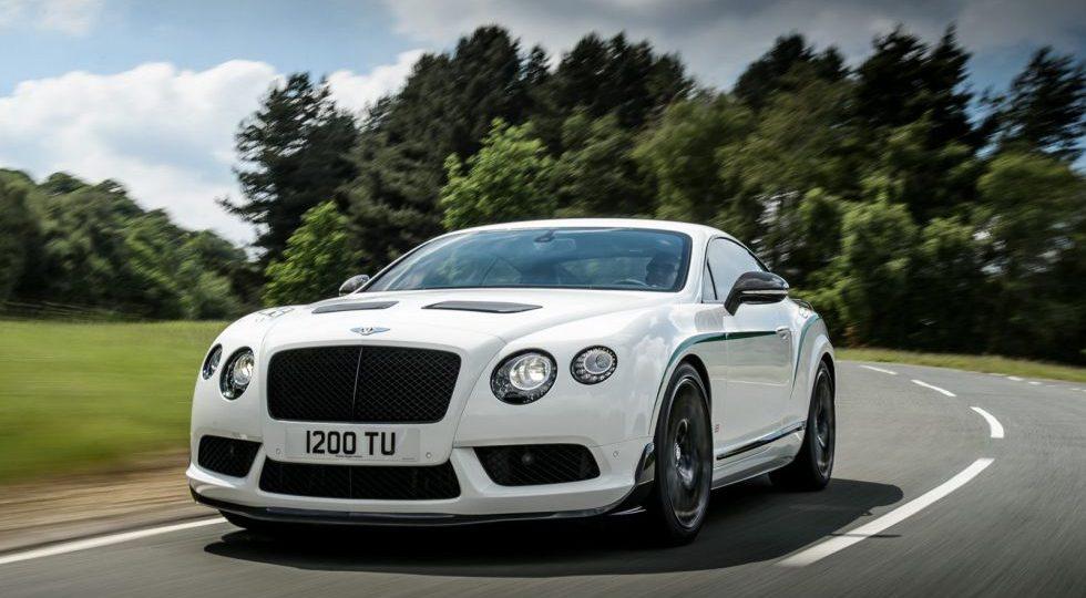Bentley Continental GT3-R, directo del circuito a la calle