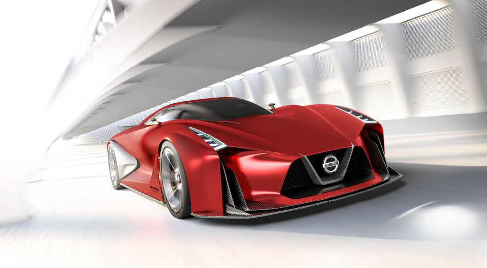 El Nissan Concept 2020 Vision recibe sus primeros cambios