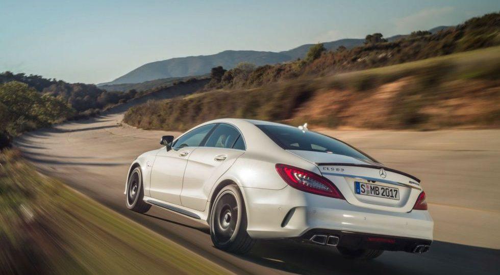 Nuevos Mercedes CLS63 AMG Coupe y Shooting Brake