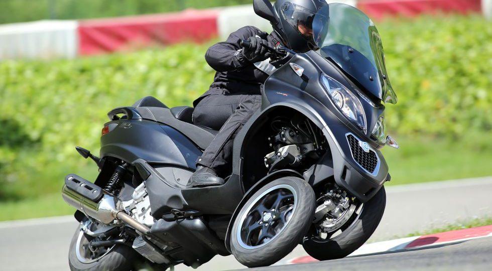 Escúter: moto y estilo de vida