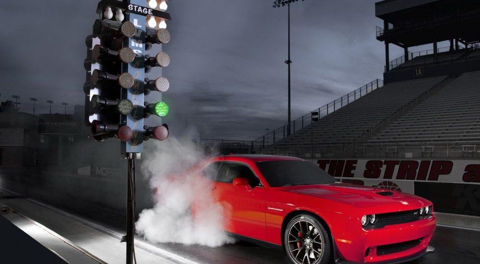El Dodge Challenger SRT Hellcat se va hasta los 717 CV