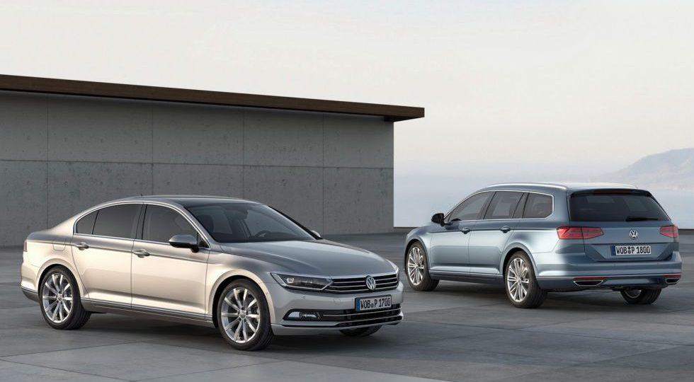 Volkswagen presenta la octava generación del Passat