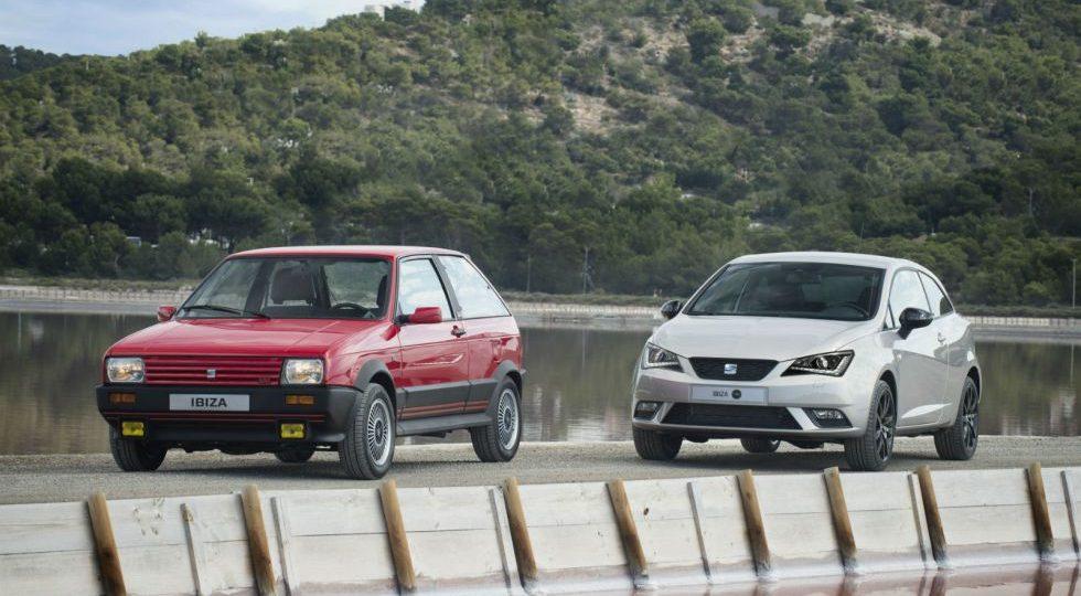 El Seat Ibiza recibe la edición especial '30 Aniversario'
