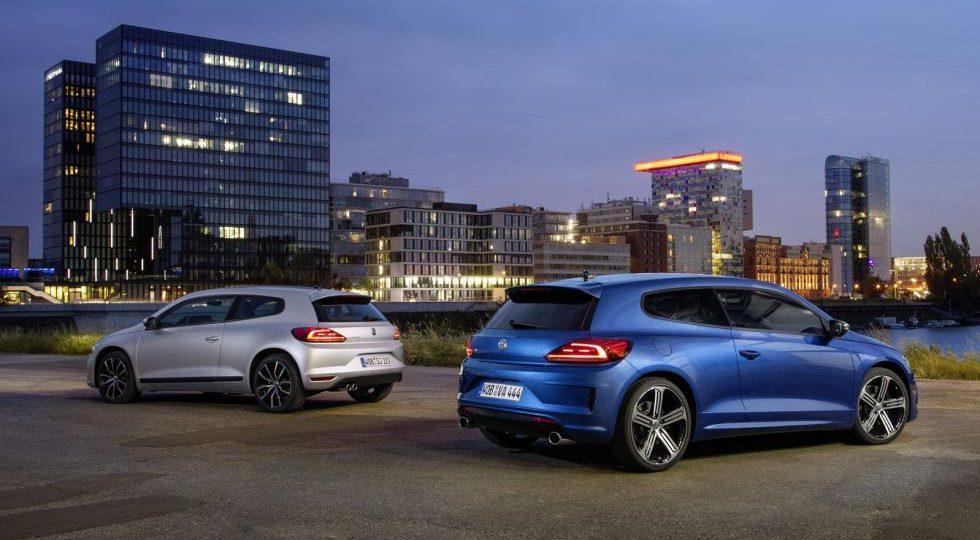 Volkswagen renueva el Scirocco