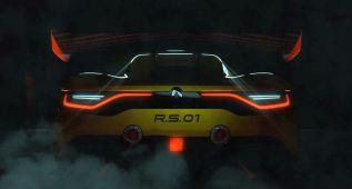El Renault Sport R.S. 01 nos pone los dientes largos
