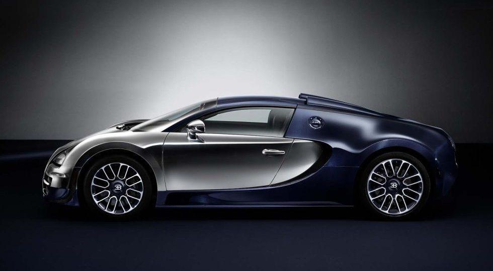 La última leyenda de Bugatti es para Ettore, su fundador