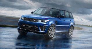El Range Rover Sport SVR muestra de lo que es capaz