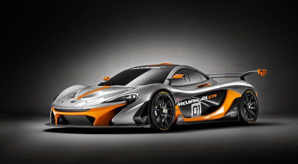 McLaren P1 GTR Design Concept, heredero de un mito