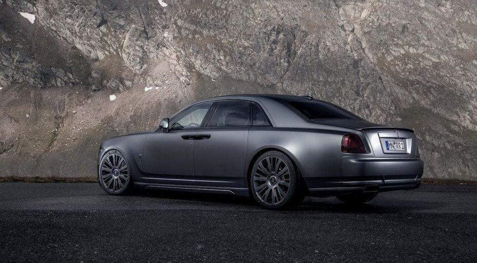Novitec se pasa a los Rolls-Royce