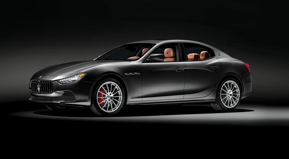 ¿Un Maserati para navidad?