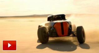 ¡Un Hot Wheel de verdad!