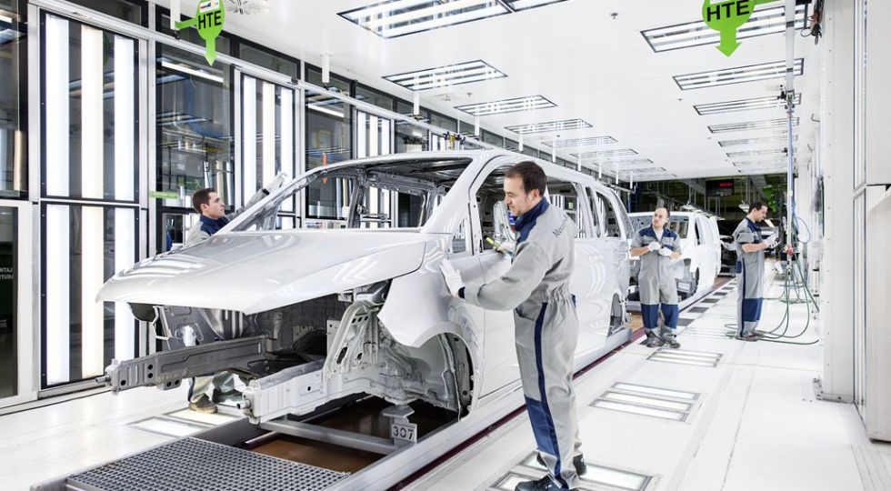 El automóvil español crece en valor