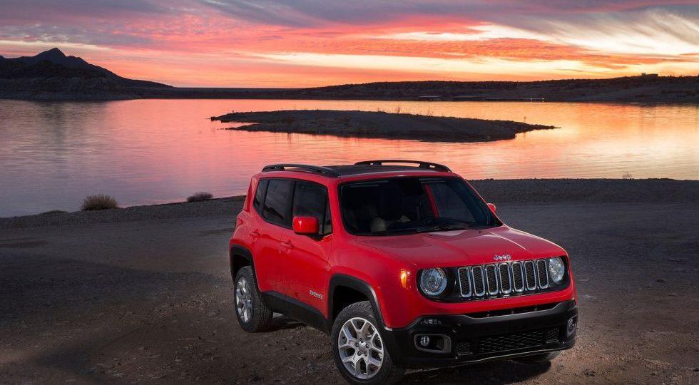 Renegade: llega el primer Jeep que se fabrica en Italia