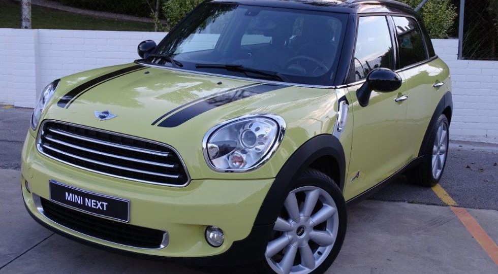 Countryman All4 en Mini Next