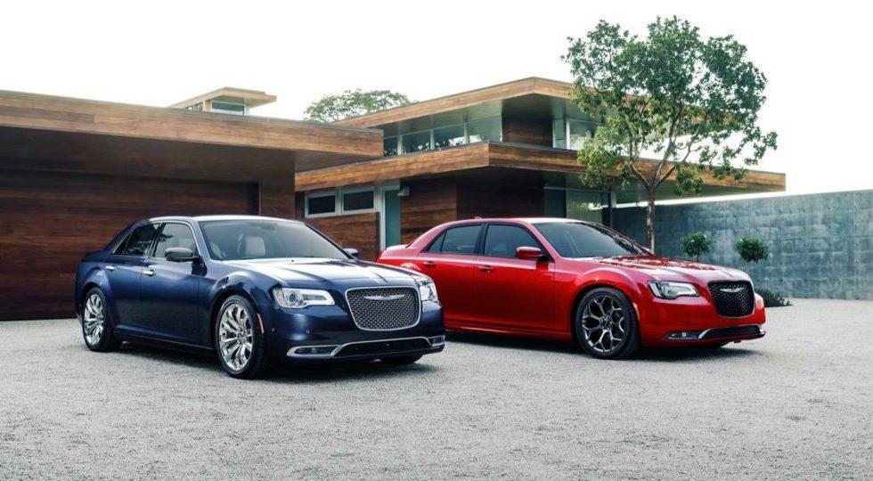 Chrysler actualiza el 300