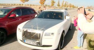 La pitada de Cristiano a Jesé con su flamante Rolls-Royce