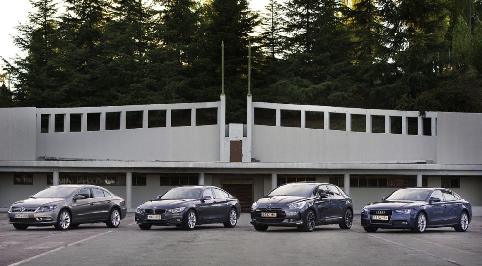 VW CC: ganador por su mejor relación entre calidad y precio
