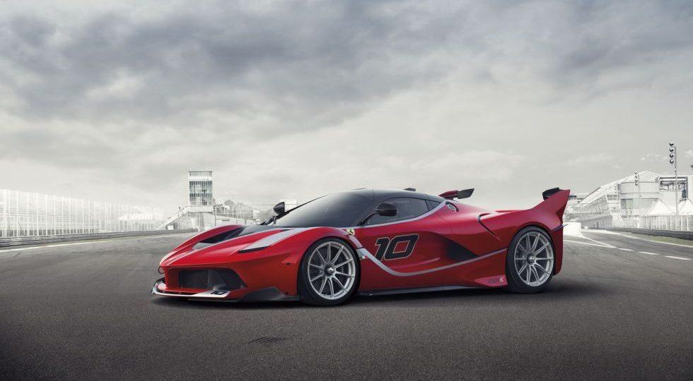 La madre de todos los Ferraris