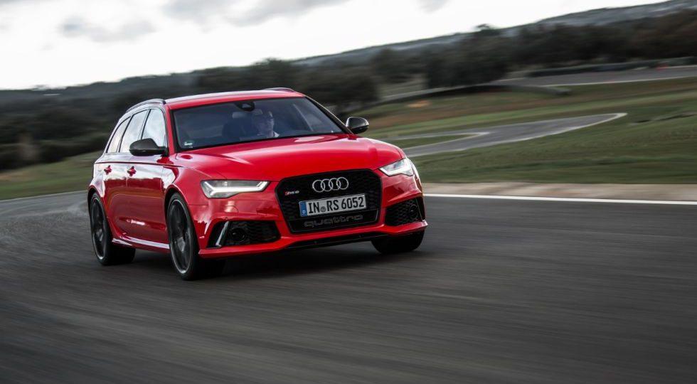 Ya hay precios y equipamiento del nuevo Audi RS6 Avant