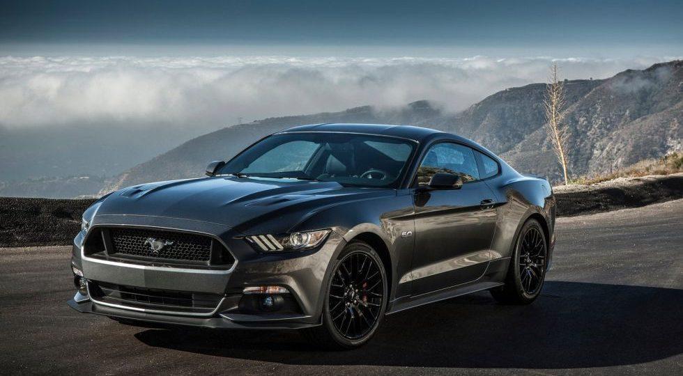 Un Mustang al gusto europeo