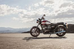 Triumph lanza una edición especial de la Bonneville