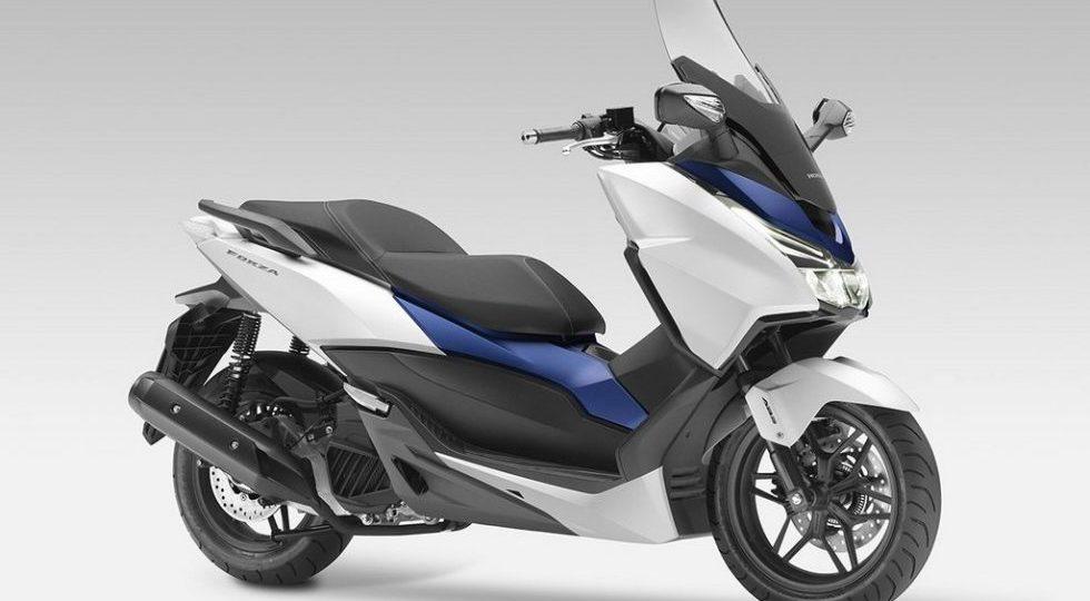 El nuevo scooter GT de Honda
