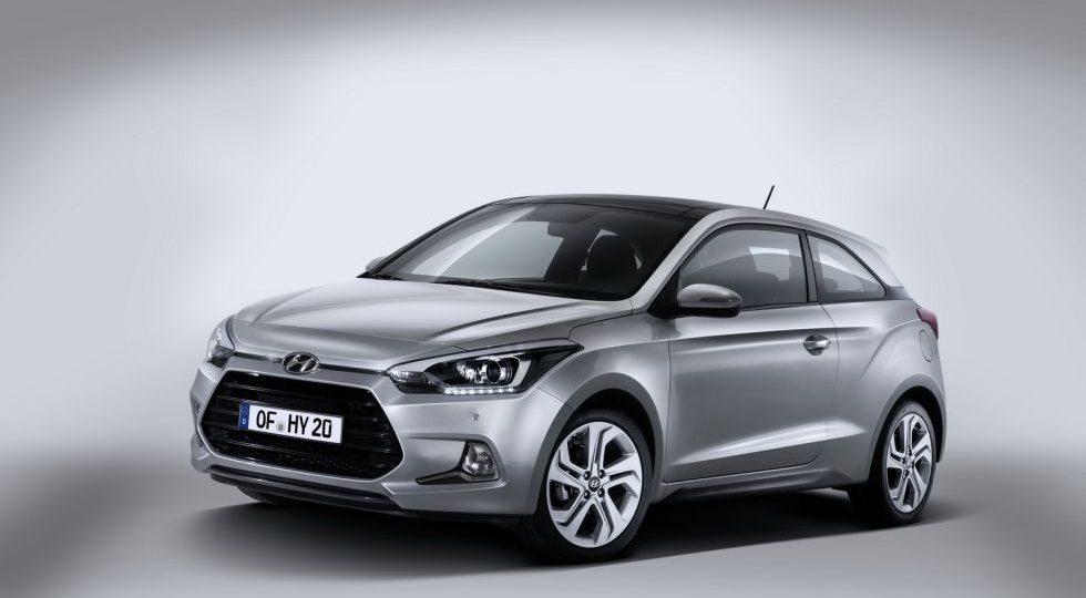 Hyundai saca el lado deportivo del i20 con el Coupé