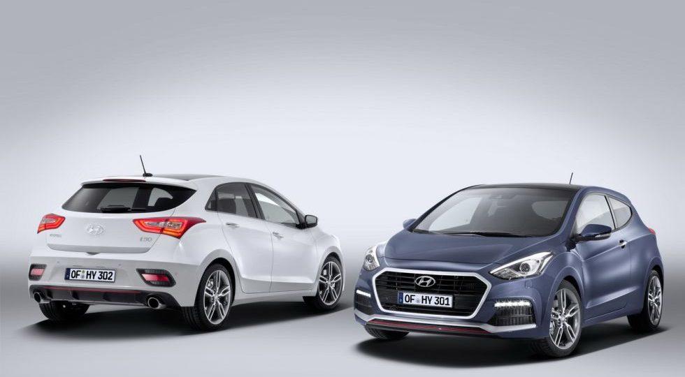 Hyundai actualiza el i30 y le da una variante turbo