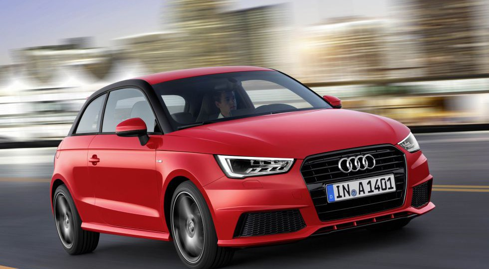 Aire fresco para los Audi A1