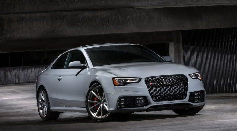 Audi lanza la Sport Edition para el RS5 Coupé en EE.UU.