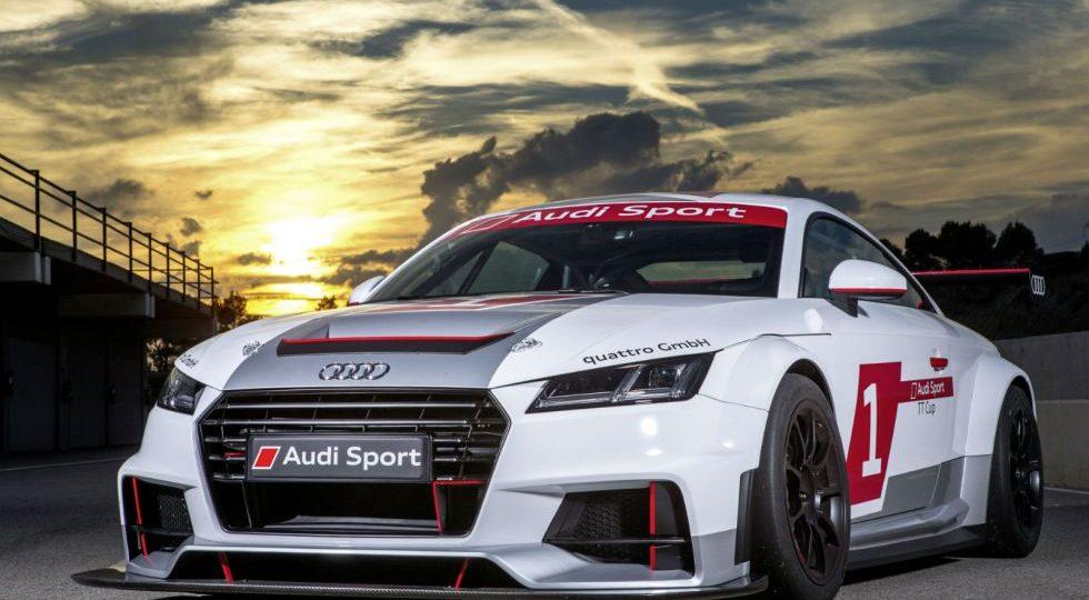 La Audi Sport TT Cup coincidirá con seis pruebas del DTM
