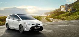 Ya está a la venta el nuevo Toyota Prius+ 2015