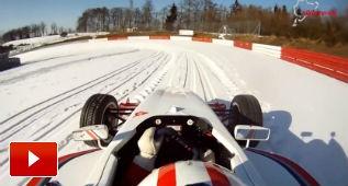 ¿Nürburgring está nevado? ¡No pasa nada!