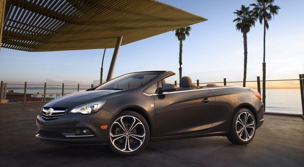 Buick Cascada, mellizo del Opel Cabrio para Estados Unidos