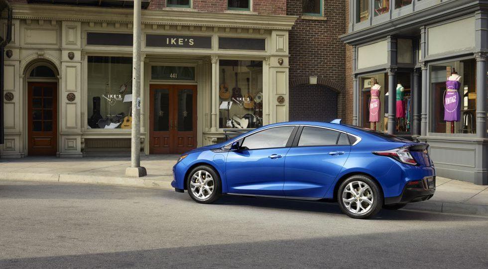 Llega la segunda generación del Chevrolet Volt