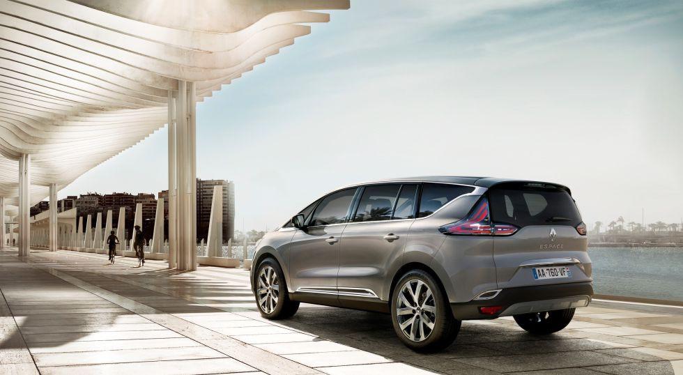 Todos los precios del nuevo Renault Espace para España