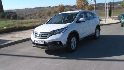 Honda CR-V: la nueva referencia