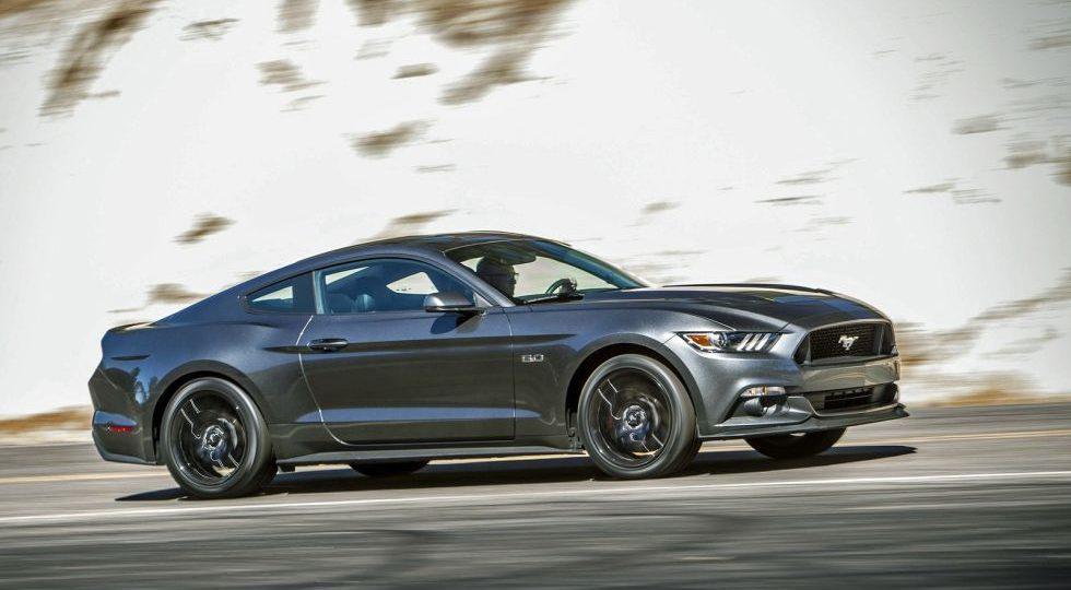 Un Mustang por 37.000 euros