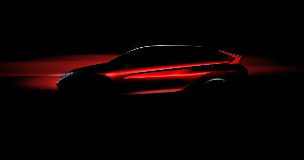 Mitsubishi presentará un nuevo prototipo en Ginebra