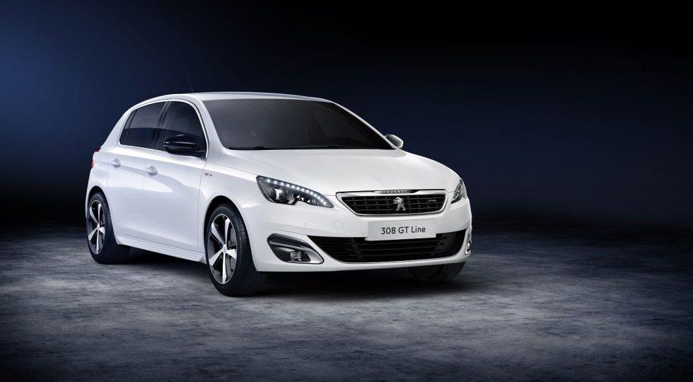 Nuevo acabado GT Line para los Peugeot 308 y 508
