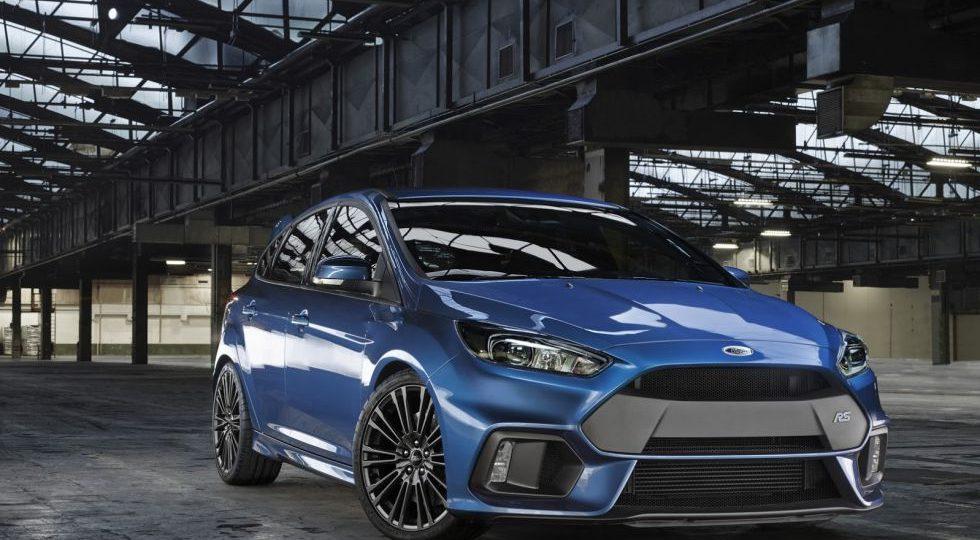 ¡Por fin!: Ford Focus RS