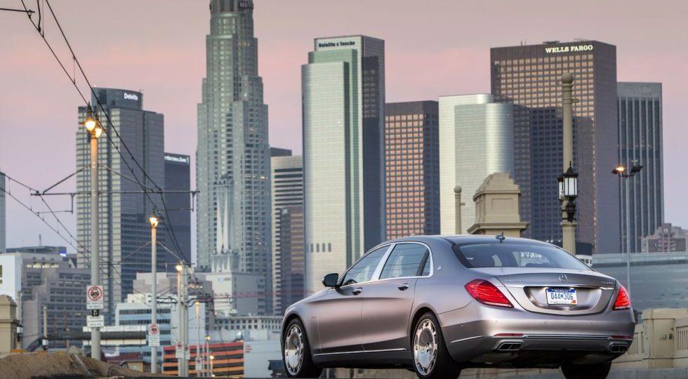 Mercedes-Maybach S-600: la crème de la crème