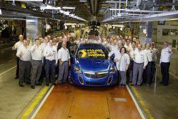 Ya se han fabricado 750.000 unidades del Opel Insignia