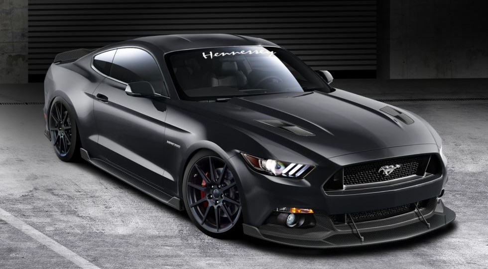 Hennessey HPE700: un Ford Mustang hipervitaminado
