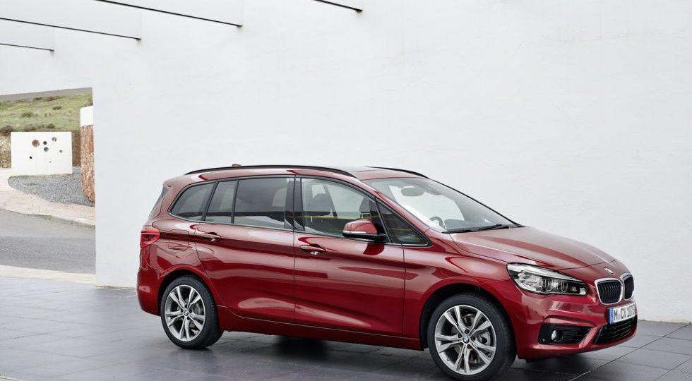 El BMW Serie 2 más familiar